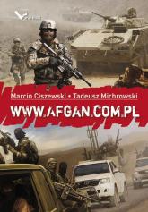 www.afgan.com.pl -  Marcin Ciszewski, Tadeusz Michrowski  | mała okładka