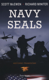 Navy Seals - Richard Miniter, Scott McEwen | mała okładka