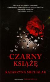Czarny Książę - Katarzyna Michalak | mała okładka