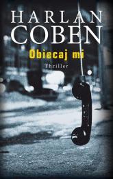 Obiecaj mi - Harlan Coben | mała okładka