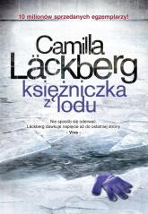 Księżniczka z lodu - Camilla Lackberg | mała okładka