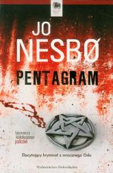 Pentagram - Jo Nesbo | mała okładka