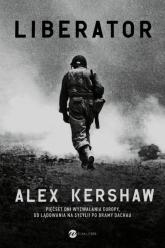 Liberator - Alex Kershaw | mała okładka