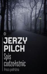 Spis cudzołożnic - Jerzy Pilch | mała okładka
