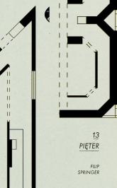13 pięter - Filip Springer | mała okładka