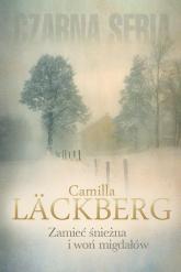 Zamieć śnieżna i woń migdałów - Camilla Lackberg | mała okładka