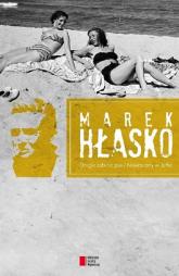Drugie zabicie psa/ Nawrócony w Jaffie - Marek Hłasko | mała okładka