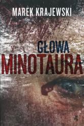 Głowa Minotaura - Marek Krajewski | mała okładka