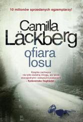 Ofiara losu - Camilla Lackberg | mała okładka