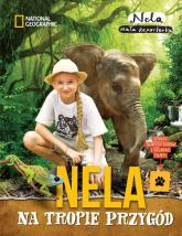 Nela na tropie przygód - Nela Mała reporterka | mała okładka