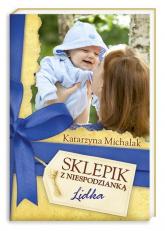 Sklepik z Niespodzianką. Lidka - Katarzyna Michalak | mała okładka