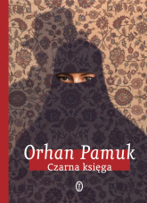 Czarna księga - Orhan Pamuk | mała okładka