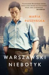 Warszawski Niebotyk - Maria Paszyńska | mała okładka