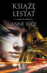 Książę Lestat - Anne Rice  | mała okładka