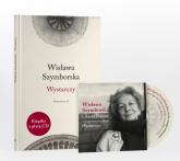 Wystarczy z płytą CD - Wisława Szymborska | mała okładka