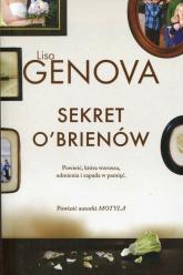Sekret O'Brienów - Lisa Genova | mała okładka