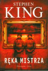 Ręka mistrza - Stephen King | mała okładka