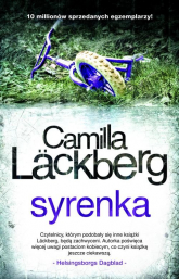 Syrenka - Camilla Läckberg | mała okładka