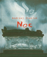 Noc - Andrzej Stasiuk | mała okładka