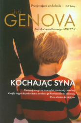 Kochając syna - Lisa Genova | mała okładka