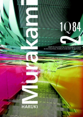 1Q84 Tom 2 - Haruki Murakami | mała okładka