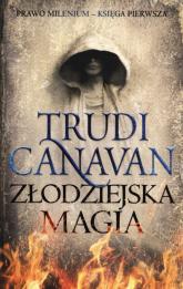 Złodziejska magia - Trudi Canavan | mała okładka