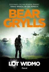 Lot widmo - Bear Grylls  | mała okładka