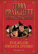 Folklor Świata Dysku - Terry Pratchett | mała okładka