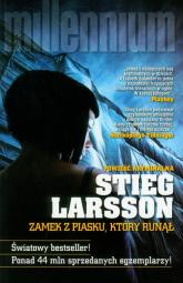 Zamek z piasku, który runął - Stieg Larsson | mała okładka