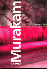 Norwegian Wood - Haruki Murakami   mała okładka