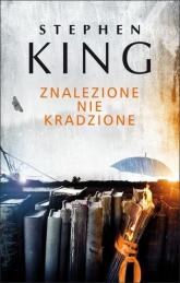 Znalezione nie kradzione - Stephen King | mała okładka