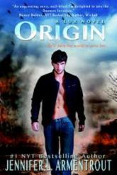Origin - Jennifer L. Armentrout | mała okładka