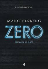 Zero - Marc Elsberg | mała okładka