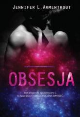 Obsesja - Jennifer L. Armentrout | mała okładka