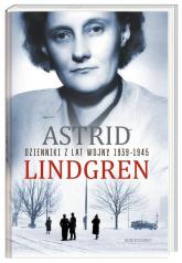 Dzienniki z lat wojny 1939-1945 - Astrid Lindgren | mała okładka