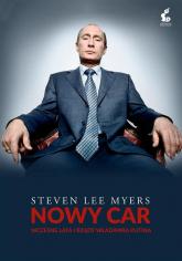 Nowy car - Steven Lee Myers | mała okładka
