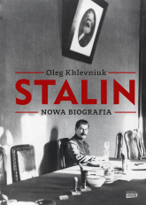 Stalin. Nowa biografia - Oleg Khlevniuk | mała okładka