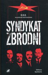 Syndykat zbrodni - Władysław Bartoszewski | mała okładka