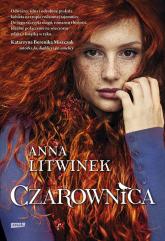 Czarownica - Anna Litwinek | mała okładka
