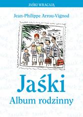 Jaśki. Album rodzinny - Jean-Philippe Arrou-Vignod | mała okładka