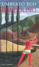 Baudolino - Umberto Eco | mała okładka