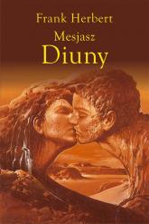 Mesjasz Diuny - Frank Herbert | mała okładka