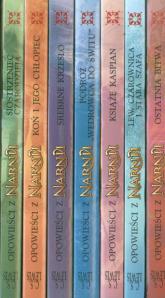 Opowieści z Narnii Tom 1-7 - Clive Staples Lewis (C. S. Lewis) | mała okładka