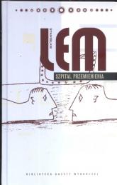 Szpital przemienienia - Stanisław Lem | mała okładka