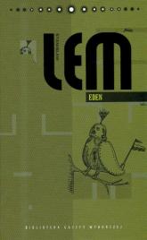 Eden. Tom 10 - Stanisław Lem | mała okładka