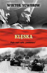 Klęska - Wiktor Suworow | mała okładka