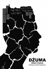 Dżuma - Albert Camus | mała okładka