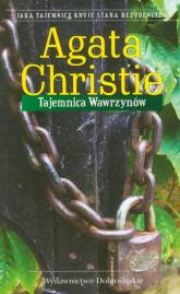 Tajemnica Wawrzynów - Agatha Christie | mała okładka