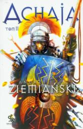 Achaja. Tom 2 - Andrzej Ziemiański | mała okładka