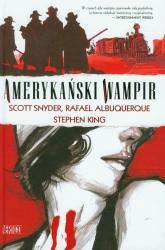 Obrazy Grozy. Amerykański wampir - Stephen King | mała okładka